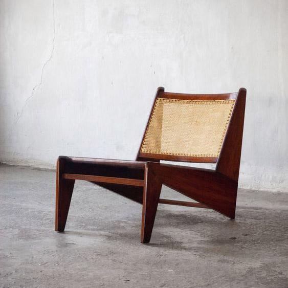 chaise kangaroo de pierre Jeanneret