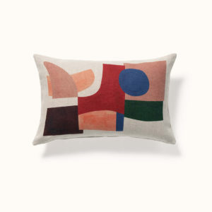 coussin graphique made in france format 40 x 60 cm