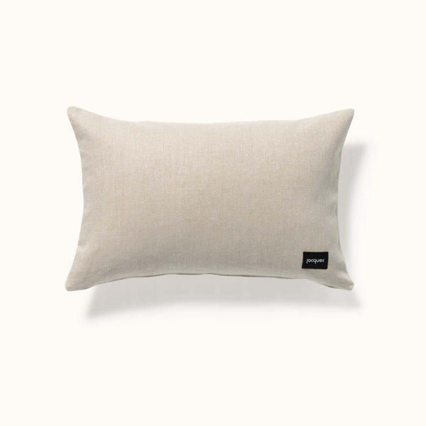 coussin en lin made in france 40x60 cm
