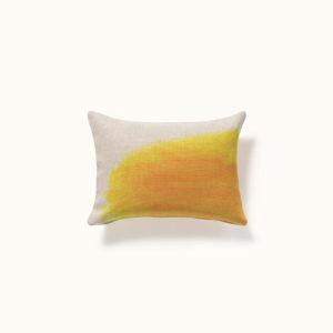 coussin solaire jacques jaune