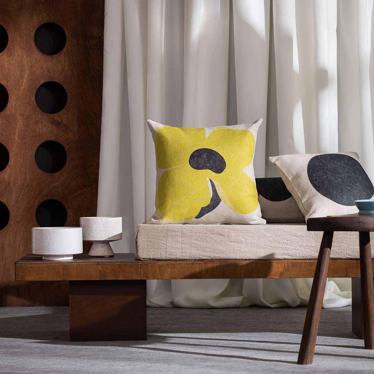 ambiance moderniste design français