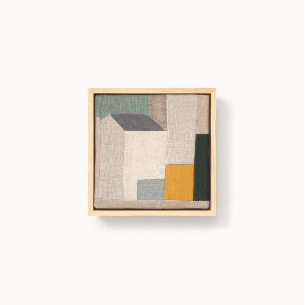 architecture moderne en patchwork