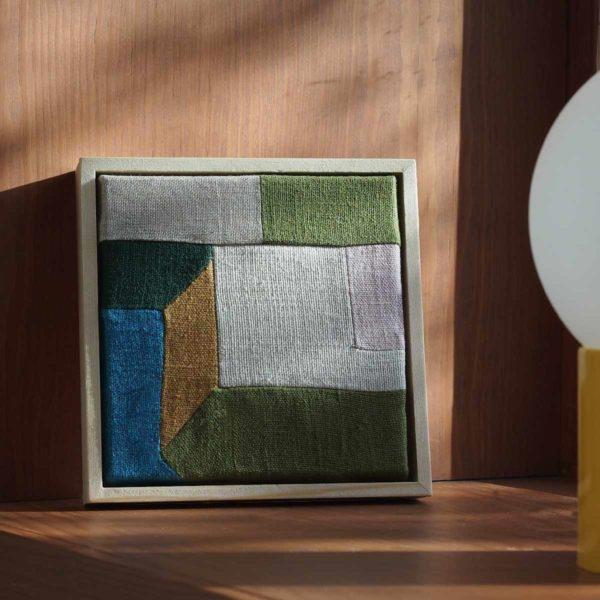 peinture de paysage minimaliste