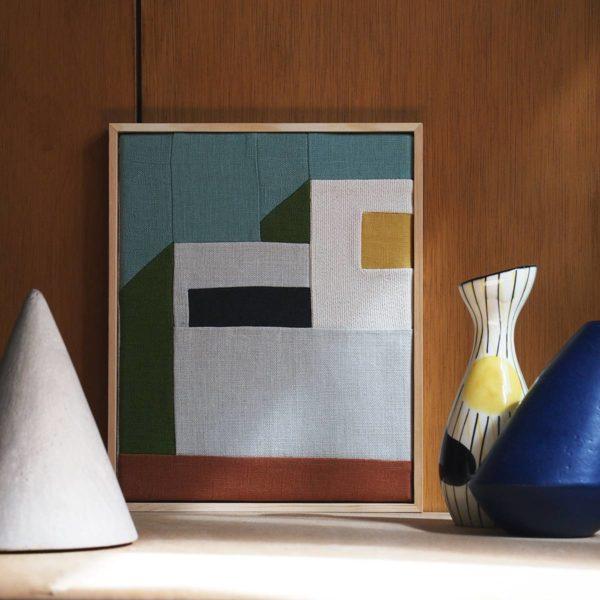 patchwork forme tableau